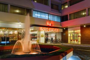 Hotel Ambato, Hotely  Ambato - big - 27