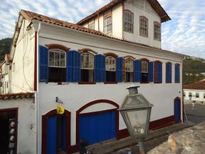 Rock in Hostel Ouro Preto