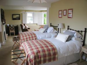 The Hough B&B in Malpas, Cheshire, England
