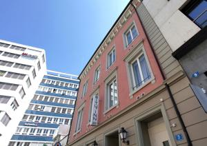 Hotel City Inn: hotels Basel - Pensionhotel - Hotels