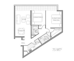 Two Double Bedroom Apartment (4 Adults)