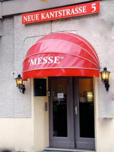 Hotellet Pension Messe