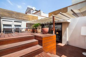 Duplex Apartment (2 Adultos) with Terrace