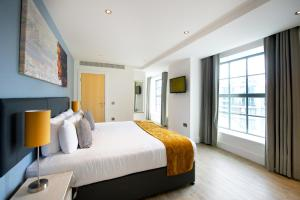 Dimora Staycity Aparthotels London Deptford Bridge Station, Londra
