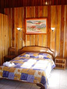 Triple Room with One Queen Bed and One Single Bed
