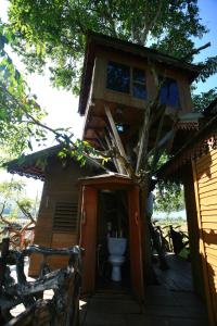 Pai Treehouse, Resorts  Pai - big - 11