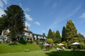 Clare House Hotel in Grange Over Sands, Cumbria, England