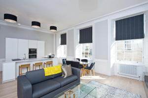 Destiny Scotland - Hill Street Apartments, Apartmány  Edinburgh - big - 30