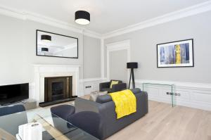 Destiny Scotland - Hill Street Apartments, Apartmány  Edinburgh - big - 5