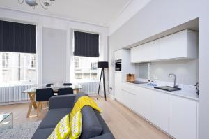 Destiny Scotland - Hill Street Apartments, Apartmány  Edinburgh - big - 28