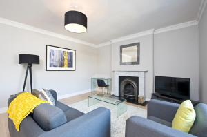 Destiny Scotland - Hill Street Apartments, Apartmány  Edinburgh - big - 34