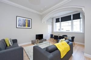 Destiny Scotland - Hill Street Apartments, Apartmány  Edinburgh - big - 25