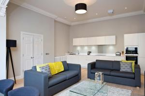 Destiny Scotland - Hill Street Apartments, Apartmány  Edinburgh - big - 15