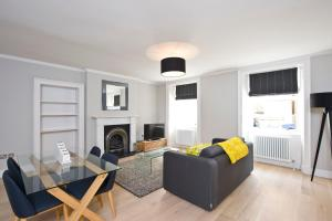 Destiny Scotland - Hill Street Apartments, Apartmány  Edinburgh - big - 4
