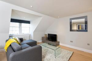 Destiny Scotland - Hill Street Apartments, Apartmány  Edinburgh - big - 14