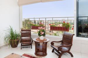 Kfar Saba View Apartment, Apartments  Kefar Sava - big - 17