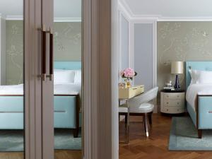 Suite de 1 dormitorio con acceso al salón executive