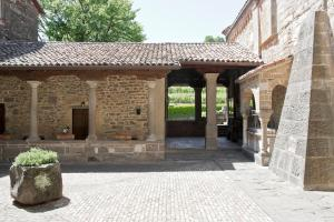 Historical House Medieval Abbey  Al Chiostro