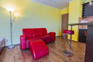 Red Apartment, Appartamenti  Breslavia - big - 16
