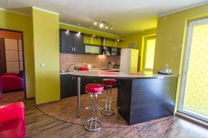 Red Apartment, Appartamenti  Breslavia - big - 9
