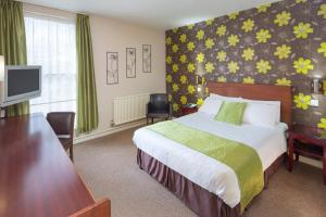 St James Hotel in Grimsby, Lincolnshire, England