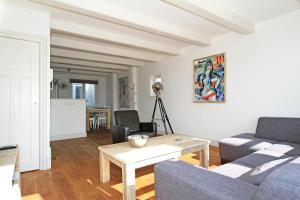 Spacious 130m2 3 bedroom-2 bathroom Jordaan Apartment
