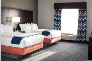 Deluxe Queen Room with Two Queen Beds - Disability Access Hearing Impaired-Accessible