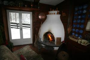 B&B Villa Dolomites Hut, Bed & Breakfasts  St. Vigil - big - 25