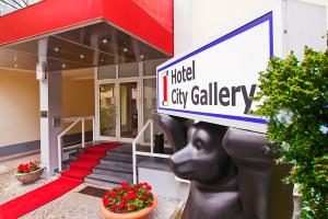 Hotellet City Gallery Berlin