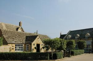 The White Horse Inn in Deddington, Oxfordshire, England