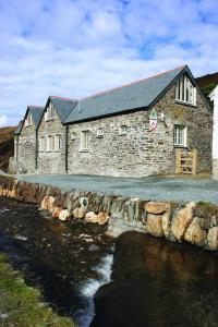 YHA Boscastle in Boscastle, Cornwall, England