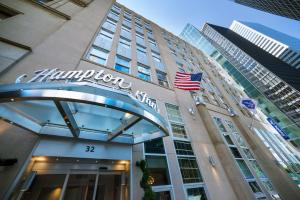 Hotel Hampton Inn Manhattan/Downtown- Financial District, New York