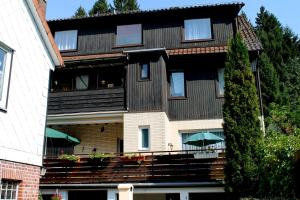 Haus Veni, Apartmanok  Bad Grund - big - 62