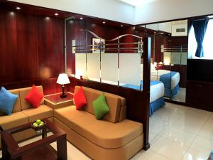 Lodging Al Faris 3 Hotel Apartments, Dubai