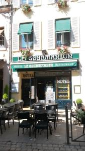 Le Gourmandin - Restaurant Hotel Beaune