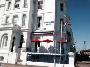 West Rocks Hotel in Eastbourne, East Sussex, England