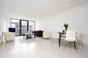 Barbican Apartments - City Of London in London, Greater London, England