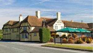 The New Inn in Heckfield, Hampshire, England
