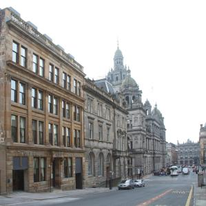 The Z Hotel Glasgow in Glasgow, Lanarkshire, Scotland