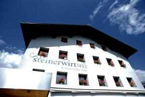 Boutique Hotel Steinerwirt1493: hotels Zell am See - Pensionhotel - Hotels