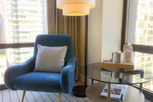 Deluxe Lakeview Double Room with Two Double Beds