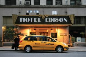 Hotel Edison Hotel, New York