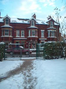 Burton Villa Guest House in York, North Yorkshire, England