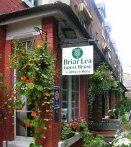 Briar Lea Guest House in York, North Yorkshire, England