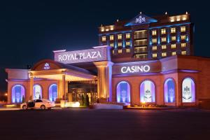 Отель Royal Plaza Hotel and Casino Kapchagay, Капчагай