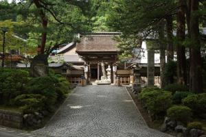 Photo of Koyasan Saizenin
