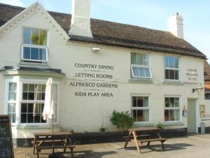 Chequers Inn at Fladbury in Pershore, Worcestershire, England