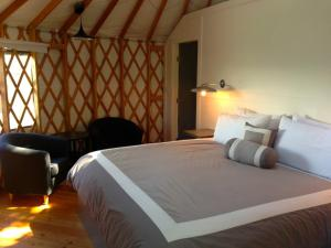 Yurts 02 - 20' Kitchenette Yurt