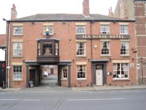 Sea Horse Hotel in York, North Yorkshire, England