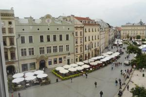 Appartamento Main Market Square Apartments, Cracovia